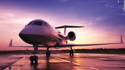 Brenda avioneve privatë me fantastikë