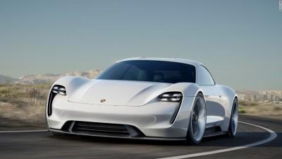 Porsche planifikon makinen elektrike duke sfiduar Tesla