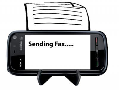 Si të dërgosh faks nga celulari yt?