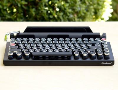 Rikthimi i Makinës Tradicionale të Shkrimit