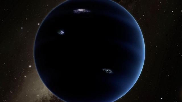 Zbulohet planeti i nëntë në Sistemin Diellor?