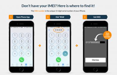 Origjina e telefonit tuaj nëpërmjet numrit IMEI