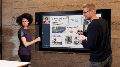 Më në fund Surface Hub i Microsoft del në shitje (Video)