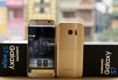 Samsung Galaxy S7 dhe S7 edge tashmë me arë 24 karat