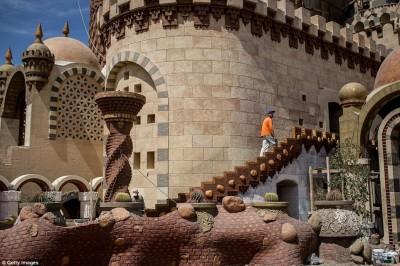 "Qyteti ""fantazmë"" i Sharm El Sheikh"