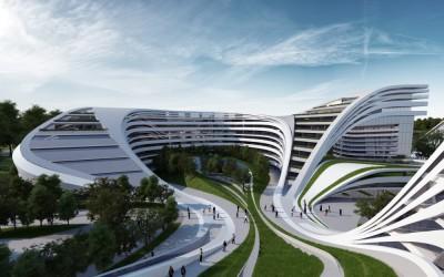 Zaha Hadid, arkitektja që ka mahnitur botën me mrekullitë e saj