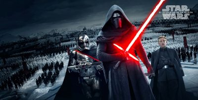 """""""Star Wars"""" thyen rekord me 57 milionë dollarë në një mbrëmje"""