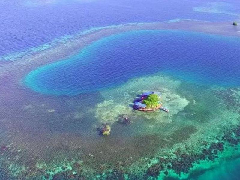 Një ishull privat për… 322 euro!