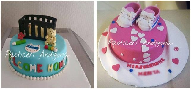 torta per bebin