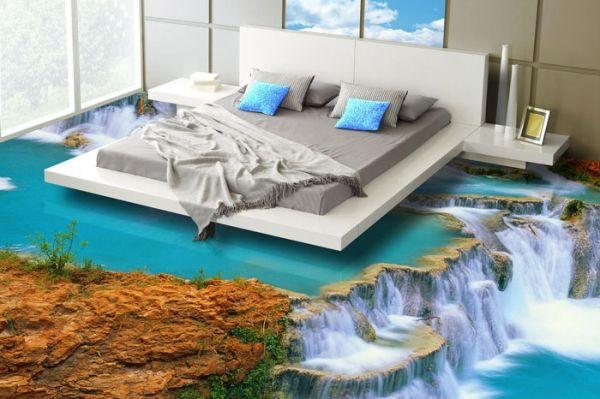Dysheme 3D , art dhe ngjyra për shtëpinë tuaj (FOTO)