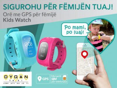 Ora inteligjente për sigurinë e fëmijëve tuaj në çdo moment