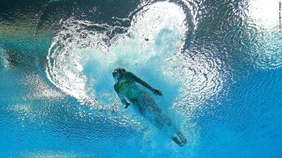 Një robot nënujor për fotot e notarëve në Lojrat Olimpike