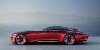 Mercedes prezanton modelin e ri Maybach Vision 6 (VIDEO)