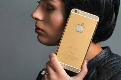 iPhone 7 , sa do të kushtojë modeli me diamante
