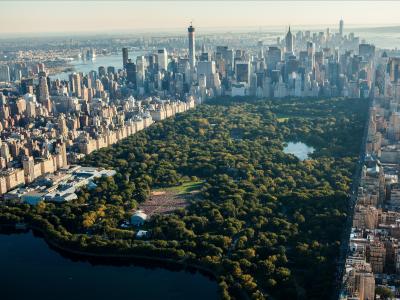 Parqet e qytetit, 30 më të mrekullueshmit në botë