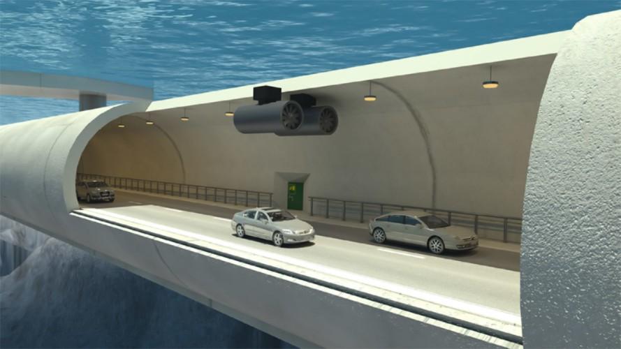 Norvegji, planifikohet ndërtimi i tunelit nënujor me dy korsi (VIDEO)