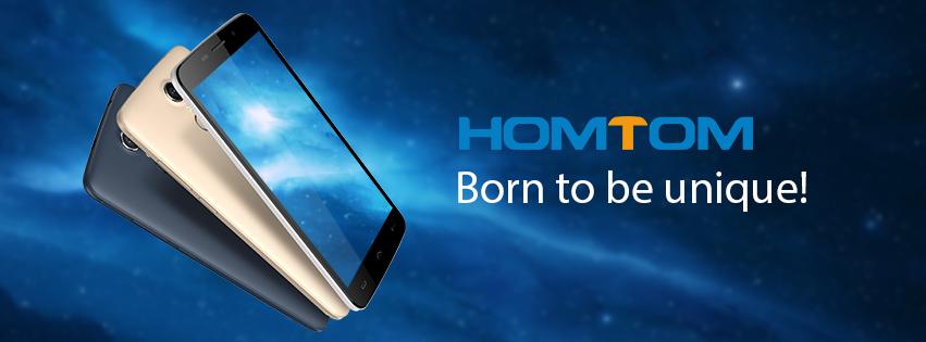 HOMTOM, marka më e re e Smartphoneve në treg