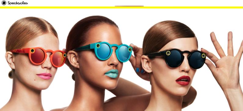 Snapchat do të prezantojë syzet SMART me kamera (VIDEO)