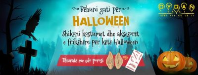 Gati për Halloween me kostumet dhe aksesorët më të frikshëm