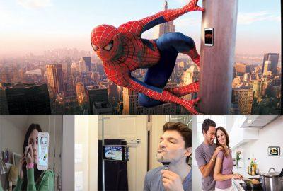 """Është cilësuar si kasa """"spiderman"""" për smartphone… (VIDEO)"""
