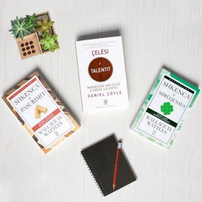 Librat që ndikojnë më shumë në suksesin tuaj