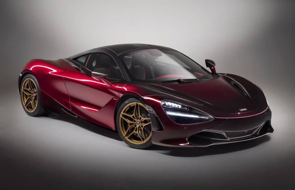 McLaren prezanton super makinën e re