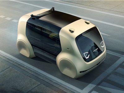 Volkswagen prezanton konceptin për makinën asistente, pa shofer