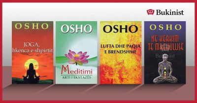OSHO: Veprat e një nga spiritualistëve më të mëdhenj të shek.XX