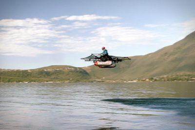 Një makinë fluturuese nga Google