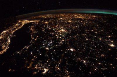 NASA publikon imazhet e reja të tokës gjatë natës (VIDEO)