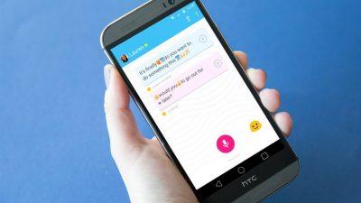Një aplikacion që kthen zërin në emoji