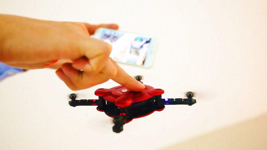 Krijohet droni që mund të futet në xhep