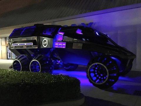 Një projekt i ri, krijimi i automjetit për të eksploruar Marsin