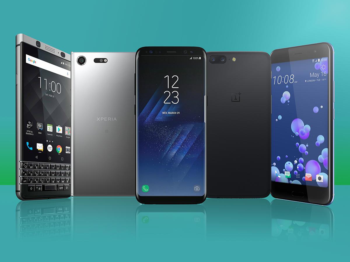 smartphonat e rinj 2018