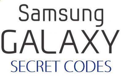 Zbuloni kodet sekrete të Samsung galaxy