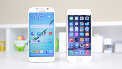 Samsung Galaxy S6 apo iPhone 6