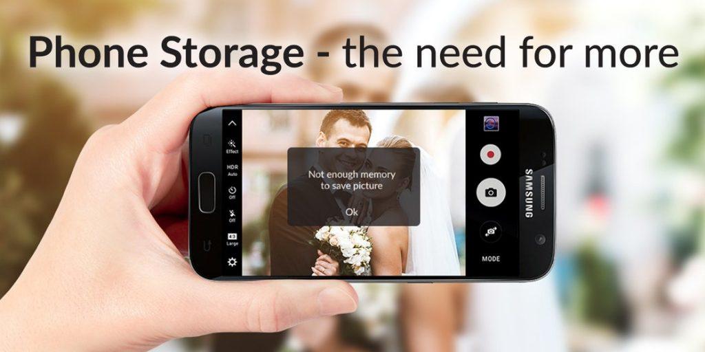 Zgjidhja për më shumë memorje në telefonat pa vend për kartë micro SD