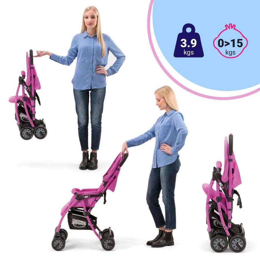 Karroca për fëmije më e lirë në treg! Peshon vetëm 3.9 kg