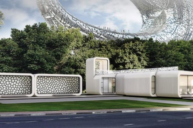 Dubai mund të ketë ndërtesën e parë funksionale 3D të printuar