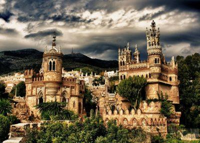 Dhjetë kështjellat më të bukura në Europë, ndër to edhe ajo e Krujës