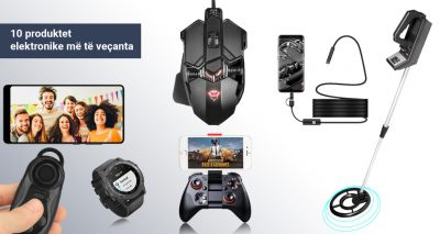 10 produktet elektronike më të veçanta në treg