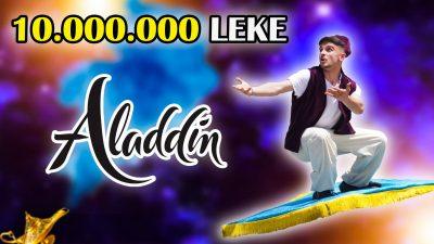 10.000.000 lekë jepen dhuratë